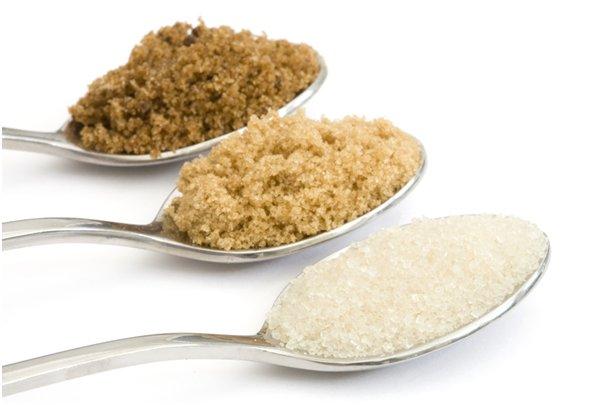 Teaspoons sugar